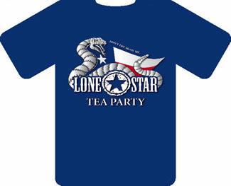 Lone Star Tea Party
