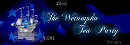 Alabama Tea Parties - The Wetumpka Tea Party