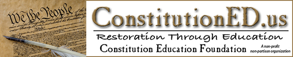 Constitution Education Classes