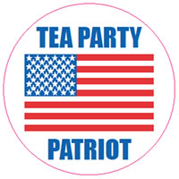 Tea Party Patriots Sticker