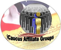 iCaucus Affiliate Groups