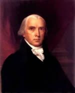 Federalist Papers Author James Madison