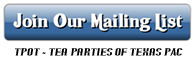 Join TPOT PAC Mailing List