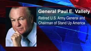 Major General Paul E. Vallely Calls for a March on DC