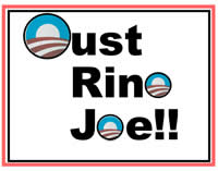 Oust RINO Joe Texas Speaker