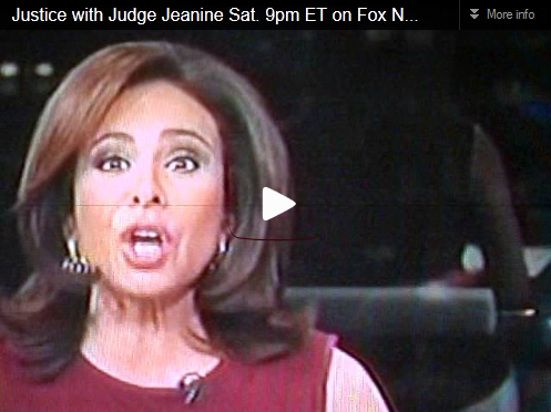 Judge Jeanine Pirro Rips Obama Over Benghazi