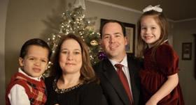 Matt Beebe and Family