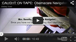 Obamacare Navigators and Fraud