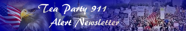 Tea Party 911 Event Alert!
