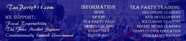 Tea Party 911