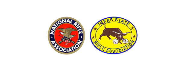NRA National Rifle Association and TSRA Texas State Rifle Association