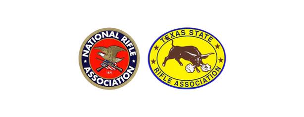 NRA National Rifle Association and TSRA Texas State Rifle Association