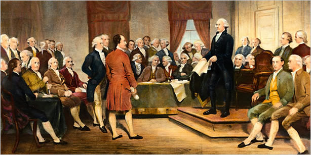 Failure of the Founding Fathers of the US Constitution