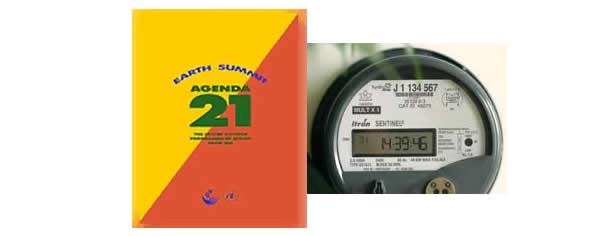 Agenda 21 Smart Meters