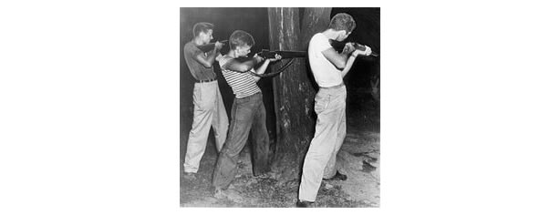 Battle of Athens 1946 - The McMinn County War