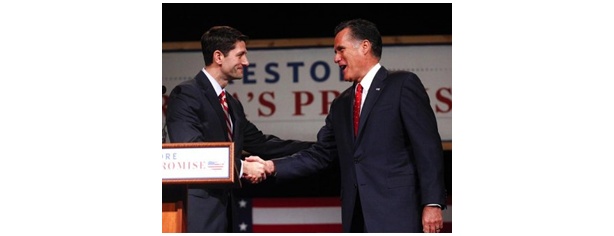 Mitt Romney - Paul Ryan