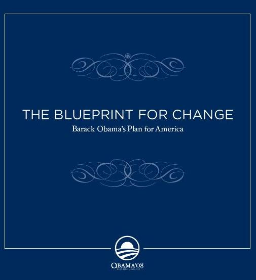 Obama's Blueprint for Change