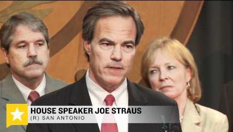 Joe Straus is worried