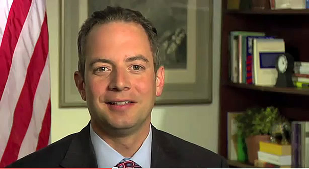 Reince Priebus - Republican National Committee Chairman
