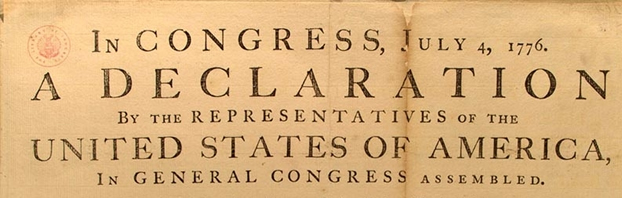 A Tea Party Declaration of Independence