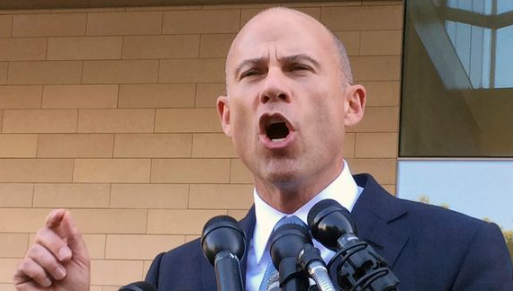Creepy Porn Lawyer Michael Avenatti