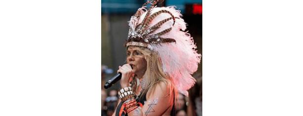 Elizabeth Warren aka Pocahontas