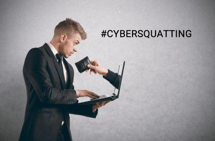 #Cybersquatting