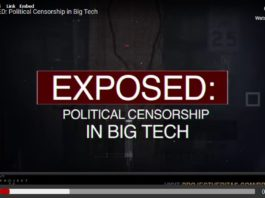 Project Veritas Exposes Big Tech Censorship