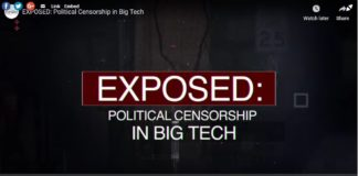 Project Veritas Exposes Big Tech Censorship