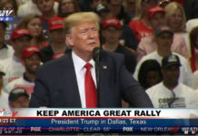 Trump Dallas Rally 2019
