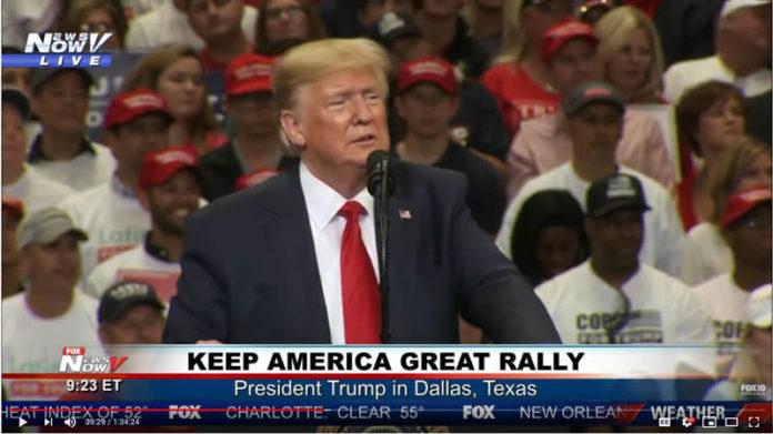 Trump Dallas Rally 2019