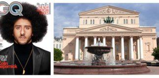 Colin Kaepernick to Audition for Bolshoi Ballet