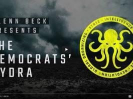 Glenn Beck Democrats Hydra