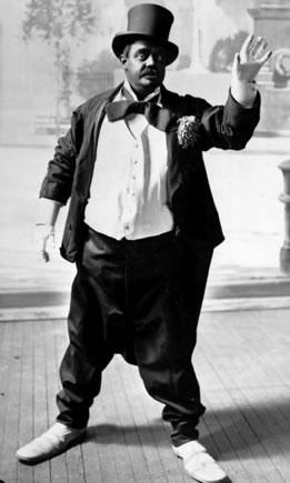 Michael Moore in blackface - sarc