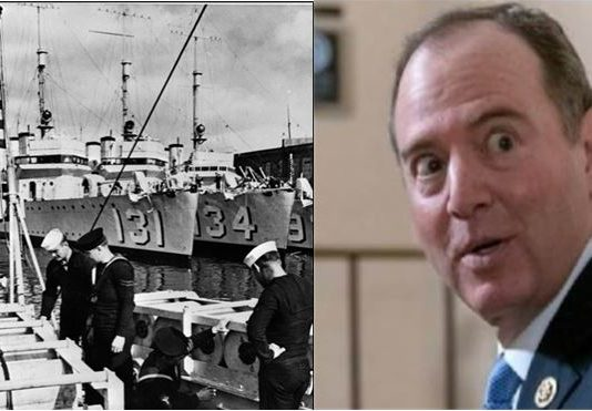 Schiff to investigate Roosevelt's Quid Pro Quo with Churchill
