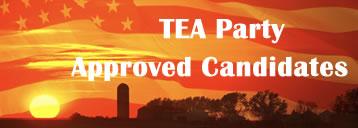 TEA Party Endorsed Candidates 2020