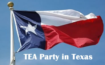 TEA Party In Texas