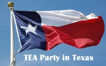 TEA Party In Texas