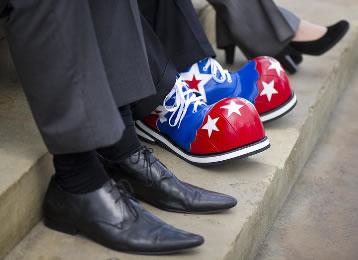Colin Kaepernick Oxford Shoes for Men