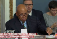 Alcee Hastings, Once Impeached Himself, On Impeachment Rules Committee?