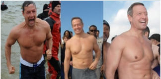 Martin O'Malley Showing Off