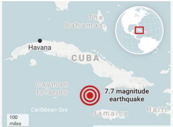 Don Lemon blames Caribbean Sea earthquake on Trump for promoting under-sea fracking