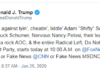 Trump Tweet on Adam Shifty Schiff & Company