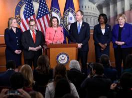 Democrat Impeachment Team