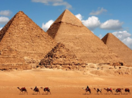 UN Call on Egypt to Remove Pyramids