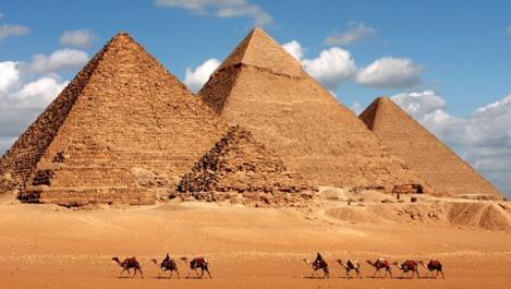 UN Call on Egypt to Remove Pyramids