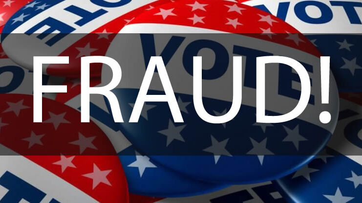 Democrat Voter Fraud involving mail in ballots exposed in Texas