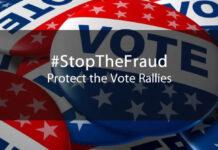 Protect the Vote Rallies - #StopTheFraud