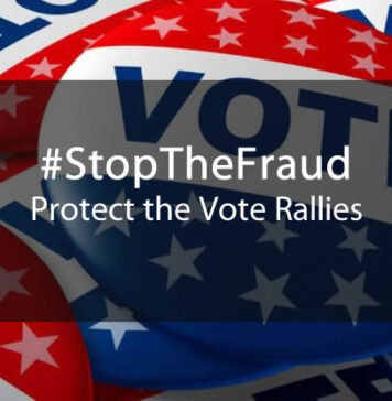 Protect the Vote Rallies - #StopTheFraud