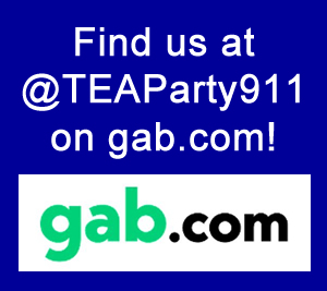 TEAParty911 is now on Gab.com!